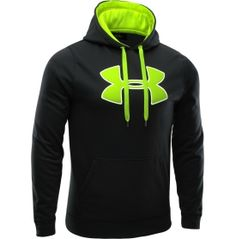 Under Armour Men's Storm Big Logo Hoodie - Dick's Sporting Goods- Size M