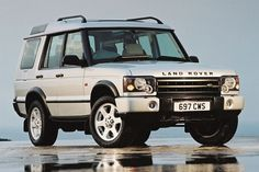 LAND ROVER | Land Rover Discovery, primeros 20 años