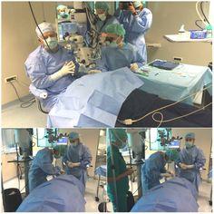 Naša najbolj izkušena kirurga imata zadnjih 20 letih za seboj več kot tisoč transplantacij roženice. Prof. dr. sc. Iva Dekaris je bila predsednica Evropskega združenja očesnih bank (2010-2013) in je s strani evropskih strokovnjakov za to funkcijo ponovno izbrana za naslednje obdobje od 2019-2022.
