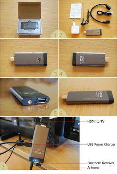 #MK814 Android Stick Mini PC Test on Antutu Camera Mic, Android Pc, Quad, Tech, Mini, Technology, Quad Bike