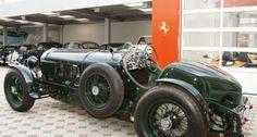 1924 Bentley 8 Litre  - 3/8 Litre Special
