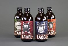 Taög Mead (Student Project) on Packaging of the World - Creative Package Design Gallery