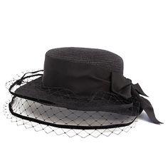 フレンチレディのベールかざりクロッシェ - CA4LA(カシラ)公式通販 - 帽子の販売・通販 -