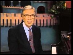 End sequence? Mr. Rogers last goodbye