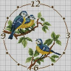 Thrilling Designing Your Own Cross Stitch Embroidery Patterns Ideas. Exhilarating Designing Your Own Cross Stitch Embroidery Patterns Ideas. Cross Stitch Bird, Cross Stitch Animals, Cross Stitch Flowers, Cross Stitch Charts, Cross Stitch Designs, Cross Stitching, Cross Stitch Embroidery, Broderie Bargello, Christmas Embroidery Patterns