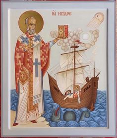 Saint Nicholas, Saints