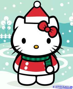 hello kitty christmas - Buscar con Google