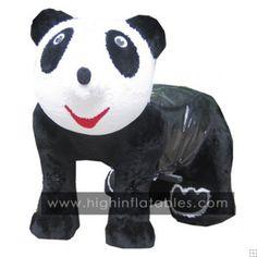 panda toy car