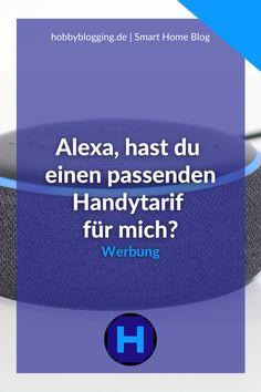 Hey Alexa, kannst du mir einen passenden Handytarif vorschlagen? Mit dem Skill Tariffuxx hast du jederzeit die volle Kostenkontrolle! Du bestimmst, welche Voraussetzungen für deinen Handytarif gelten sollen und ob du lieber Prepaid oder Postpaid hättest. Darüber hinaus schlägst du ein Datenvolumen vor, das du mindestens brauchst. Ich habe erkannt, dass ich in einem Jahr bis zu 120 (!) Euro sparen kann, wenn ich meinen Anbieter wechsle. Was ist mit dir? Amazon Echo, Alexa Skills, Smart Home, Euro, Chart, Blog, Internet Usage, Advertising, Smart House