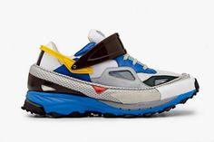 RAF SIMONS × ADIDAS SPRING/SUMMER 2014 COLLECTION  #sneaker