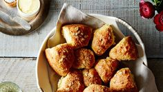 Chewy and tender rolls full of deep flavor from the molasses.