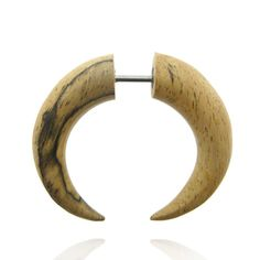 Faux piercing écarteur en bois clair Piercing Tragus, Faux Piercing, Faux Écarteurs, Ear Plugs, Tattoos, Earrings, Piercings, Stud Earrings, Landscapes