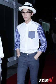 Sung Joon @ Po hayinekken sensation VIP launch party