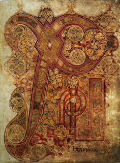 The beautiful Book of Kells >> http://wp.me/3Ynju