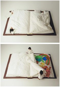 The Storybook Bed // Kids' Furniture That Really Should Come In Adult Sizes