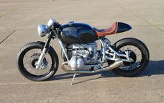 Cafe Racer — caferacerpasion: Beautiful BMW R80 Cafe Racer...