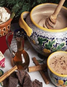 Champurrado. (Recipe in Spanish)