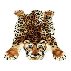 Found it at Wayfair - Leopard Kids Rug