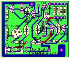 Battery Charger 12v SLA