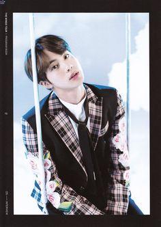 방탄소년단 2017 BTS LIVE TRILOGY EPISODE Ⅲ THE WING TOUR MD PROGRAM BOOK Chapter 05 - INTERVIEW 스캔 : 네이버 블로그