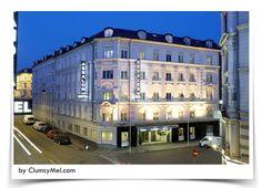 Absalon Annex, Copenhagen, Denmark. They provide excellent breakfast buffet. Bed and breakfast, B& B, Hotel, Accommodation.