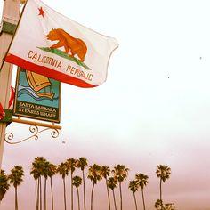 Santa Barbara and California pride!