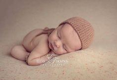 Newborn Classic Bonnet Newborn Baby Hat 012 by SquishyBabyStuff, $12.99 Baby Hats, Photo Props, Crochet Hats, Beanie, Trending Outfits, Classic, Handmade Gifts, Etsy, Knitting Hats