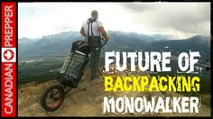 The Future of Backpacking: Monowalker Fatmate | Canadian Prepper  http://prepperhub.org/the-future-of-backpacking-monowalker-fatmate-canadian-prepper/