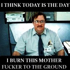 Office Space - Funny meme