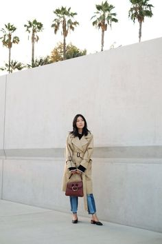 5 Ways To Style A Trench Coat For Spring