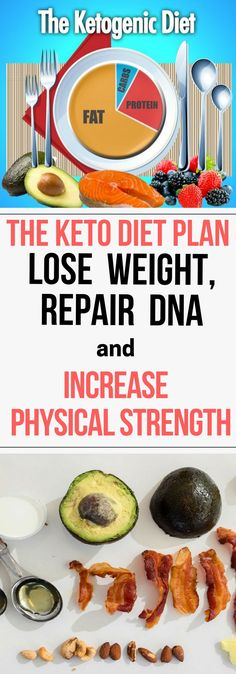 The Keto Diet Plan – Lose Weight, Repair DNA and Increase Physical Strengthh.!! Read thiss!
