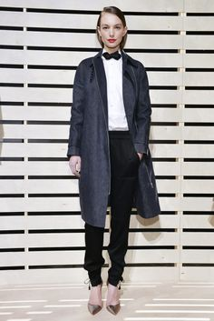 J. Crew, Fall 2014. New York