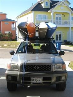 Canoe Kayak Racks For Your Taco Tacoma World Forums