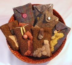 Harris Tweed Mobile Phone Cases now available from my Folksy shop. £15 plus P