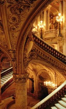 The Palais Garnier, Paris Opera #travel