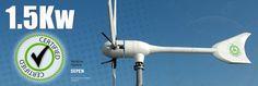 Wind Power: save energy