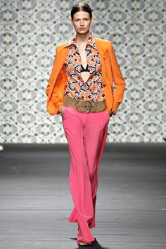 Iceberg Spring 2013 Ready-to-Wear Collection Slideshow on Style.com