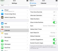 How to disable suggested events in Calendar on iOS and Mac