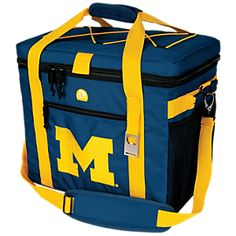 New for 2013! Igloo 45 Can Ultra Collegiate Cooler - University of Michigan