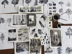 Adolfo Serra - El bosque dentro de mí