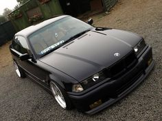 Repin Black BMW e36 coupe with vader seats   Find out how to get your BMW paid for working at home,  https://www.empowernetwork.com/totalshortcut/?id=5333594
