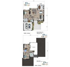 848 - Le HorusCottageMaison secondaire | Plans Design