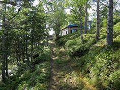 Mountain cabin near Tronhiem, Norway
