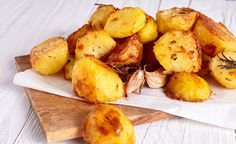Feine Ayurvedische Bratkartoffeln