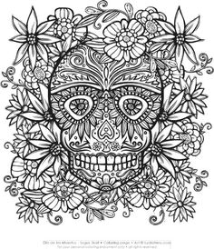 --> If you're looking for the most popular adult coloring books and supplies including gel pens, colored pencils, watercolors and drawing markers, check out our website at http://ColoringToolkit.com. Color... Relax... Chill.