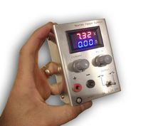 Get accurate control of voltage and current with this DIY bench power supply.