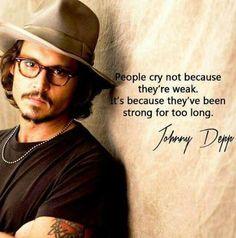 Johny Depp.
