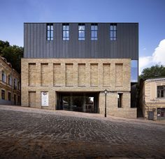 Gallery of Teatr na Podoli / Drozdov & Partners - 1