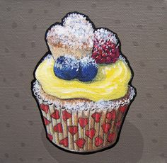 The Daily Cupcake: Cupcake #358 **sold**
