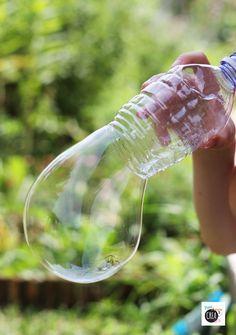 bolle giganti resistenti: ecco come realizzarle. i bambini ... - Bollicine Acquario Fai Da Te